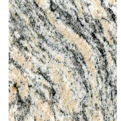 Red Stripes granit