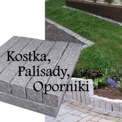 Kostka / Palisady / Oporniki